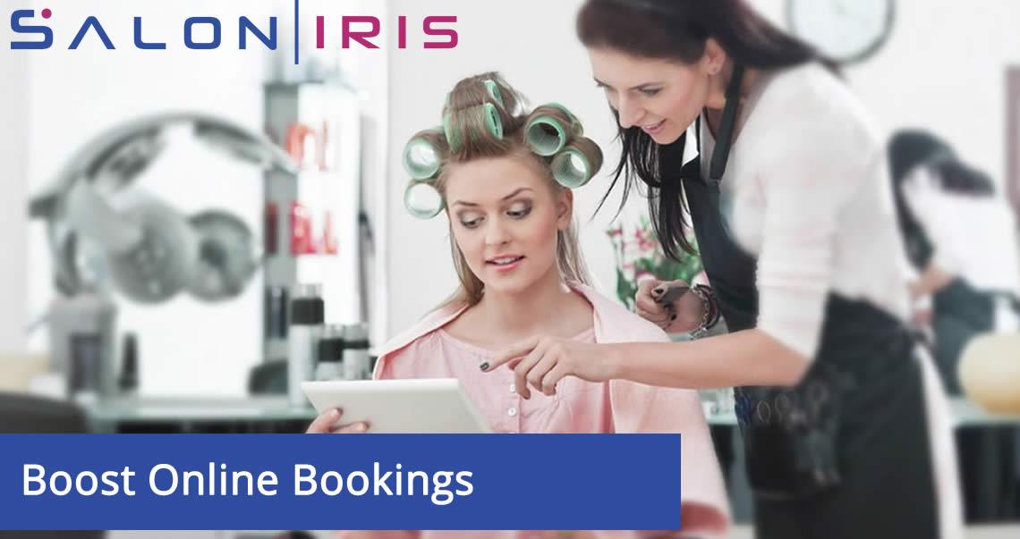 Boost Online Bookings