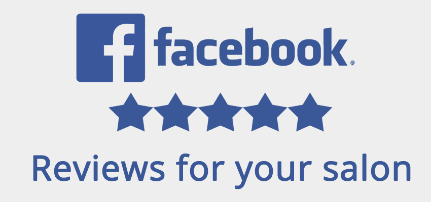 Reviews for your salon