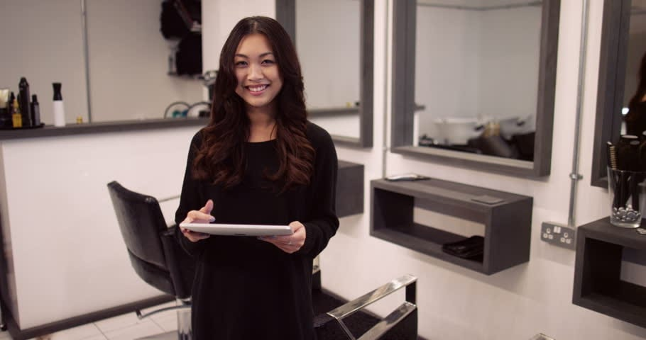 First-Time Salon Manager For 2020