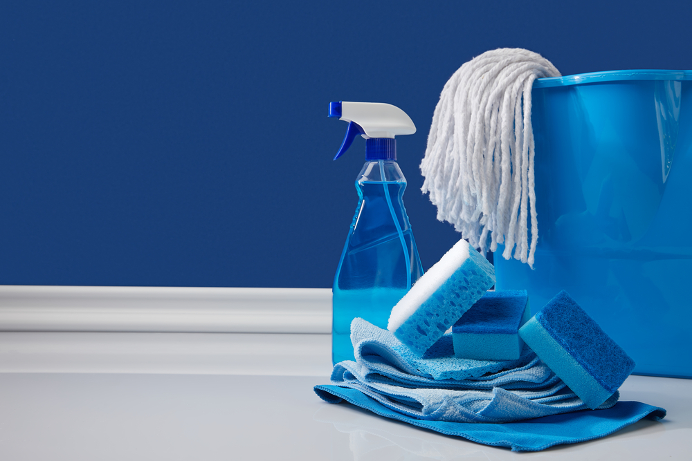 Salon Cleaning