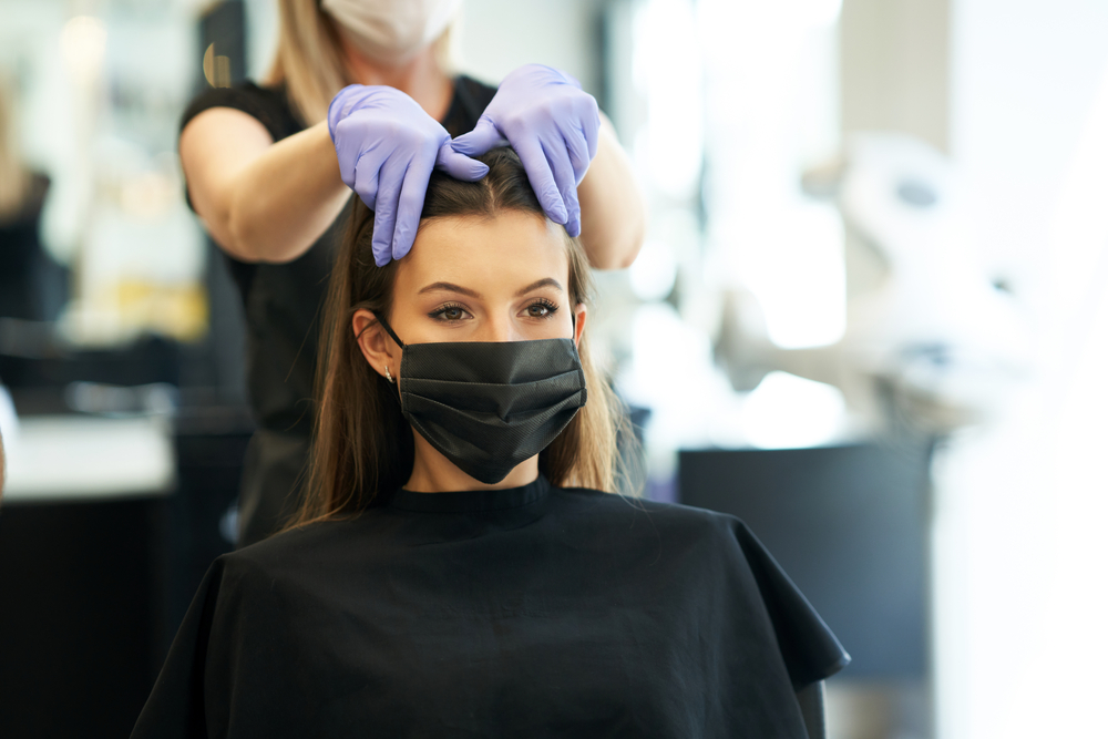 Salons prepare for Christmas post lockdown